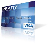 Visa Reloadable Card - Visa