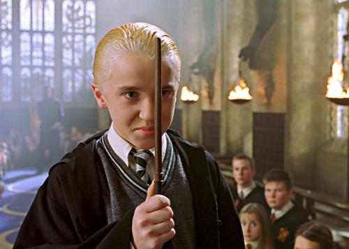 Draco Malfoy - this is a pic of draco from the second film
