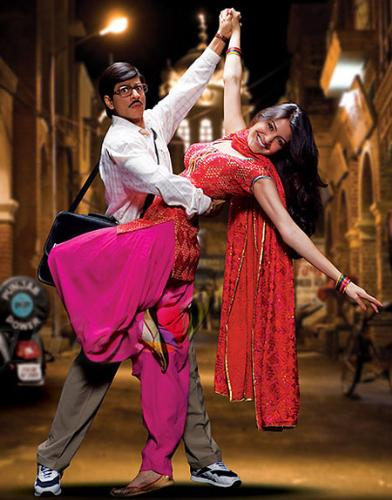 rab ne bana di jodi - hey... wanna take a trip to the bollywood world with me.. here's another heart ache by the king khan SRK... he is back with his new movie.. rab ne bana di jodi..