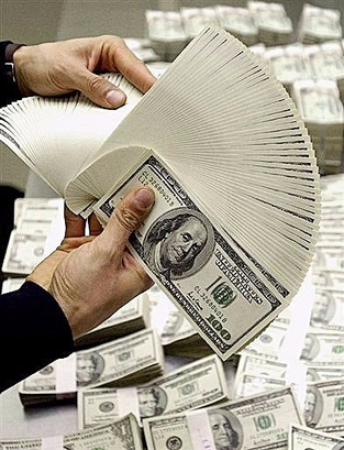world crisis - money money money