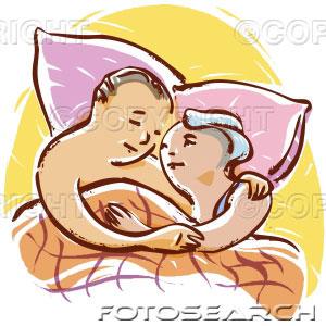 elderly couple cuddling - 300 x 300 - 31k - www.fotosearch.com/comp/IMZ/IMZ245/elderly-co...