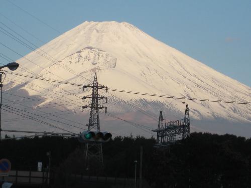 Mount FUJI - Beautiful Mountain