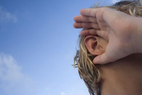 ...Just hearing is getting hard on AV age!! - You listen and the world listens to you.