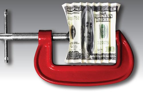 Credit Crunch - Are you being squeezed by the Bank and job losses?