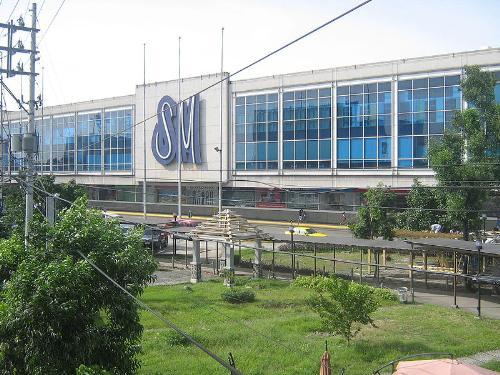 sm north edsa - SM mall at north edsa