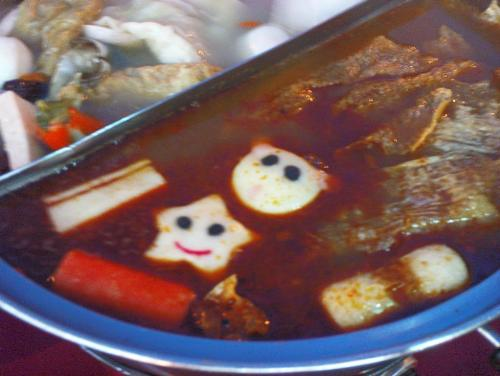 Food ideas - Decoration for steamboat...