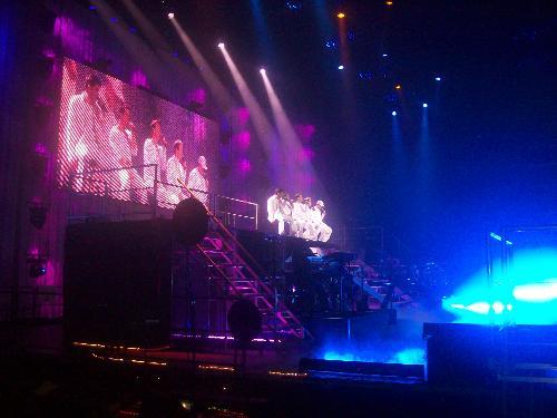 New Kids On The Block - New Kids On The Block concert, November 10, 2008
