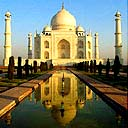 Taj Mahal - India - Symbol of love and romance for all lovers around the world