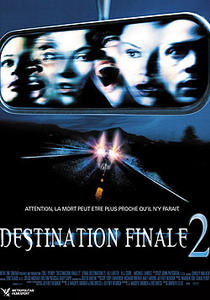 Final Destination 2 Poster - Final Destination 2 Poster,I like the second series very much