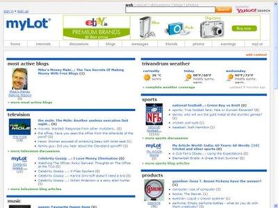 mylot - pmylot home page