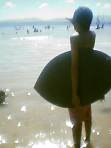 skim lover - palawan beach,,
