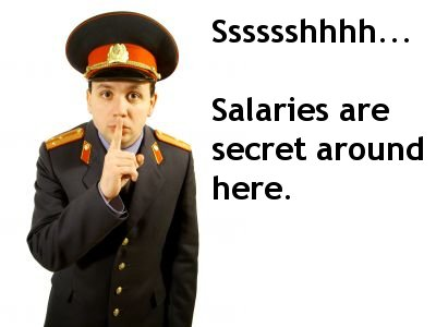 sshhh......no salary discussion, honey........ - Mot men hesitate to discuss salary with spouse.