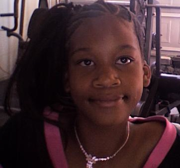 Lil Miss Thang - This is a picture of my youngest niece.