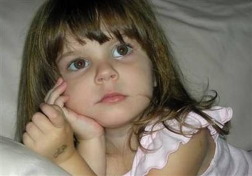Caylee Anthony - A picture of the little girl that came up missing in the state of Florida a few months back...