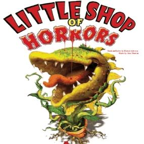little shop of horrors - my son is really liking little shop of horrors.