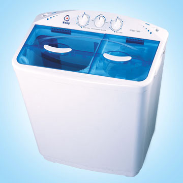 washing machine - washing machine could be a great help in eliminating time constraints and be able to work other stuffs..