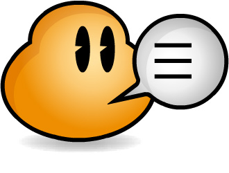 chatting friend - Imoticon which is used in chatting