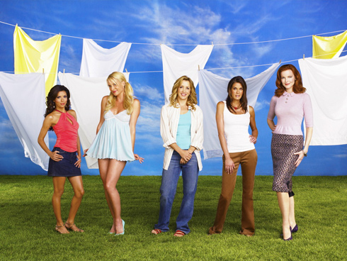 Desperate Housewives - Desperate Housewives, tv series
