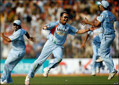 cricket - The joy