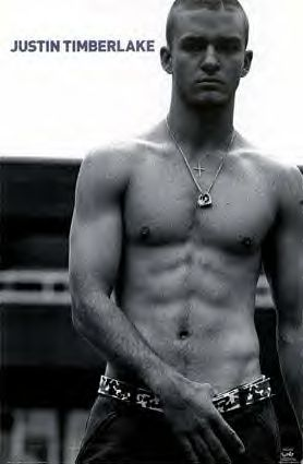 Sexiest Man in the Universe - Justin Timberlake.. the world's sexiest man!