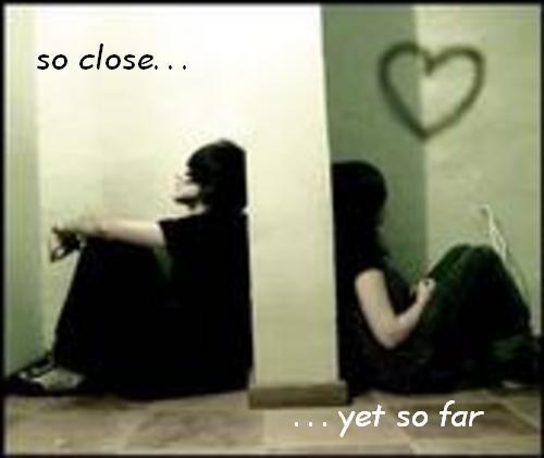 Em0 lov3 - So close yet so far