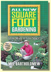 cover of square foot gardening - awesome book really interesting and highly recommended
