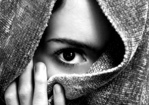 Beautiful introvert - Introversion is an characteristic, sometimes which make human beautiful.