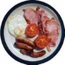 Do you eat a good breakfast? - big breakfast