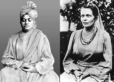 Sister Nivedita and Swami Vivekananda - One of the most ideal and complementary Teacher-Pupil combination the world the ever seen.
