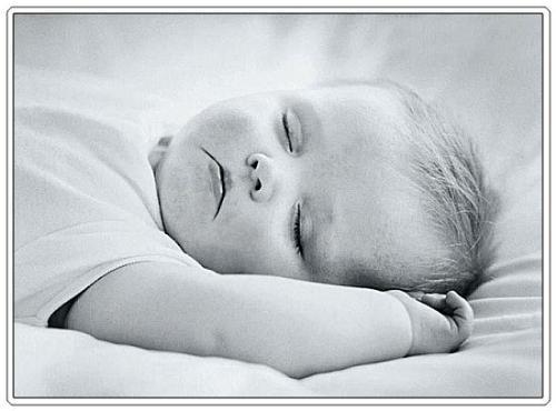 baby sleeping - sleep