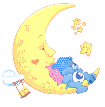 Bedtime - Bedtime Bear with the Moon Star