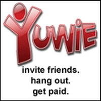 my yuwie - you cna Earn up to 10 level of this social network every refferal and eveytime you visit this page.