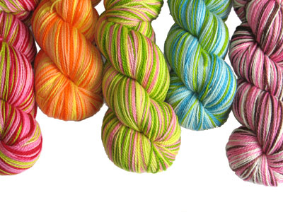 The Yarn - The yarn in many colors which you can use for crocheting and knitting clothes.