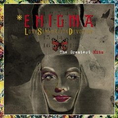 "Enigma CD cover - Enigma CD cover - ""Love Sensuality Devotion"""