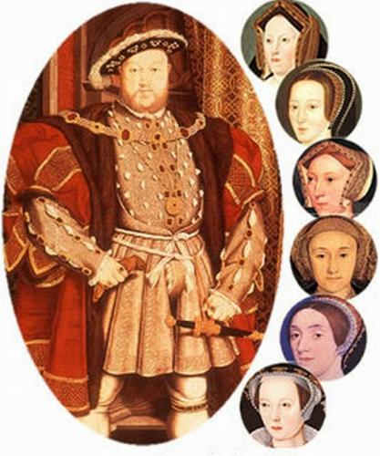 Henry VIII & His Six Wives - Exactly what the subject line states...