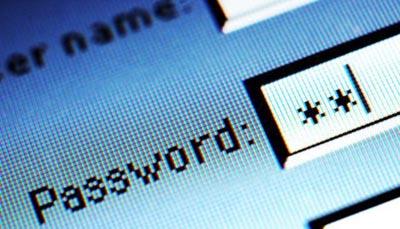 ...passwords... - passwords for your accounts online