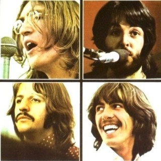 The Beatles band - All four musicians from The Beatles band