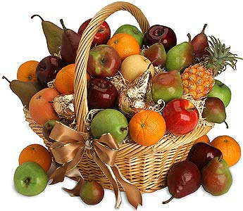 fruit - a pic of a fruit basket