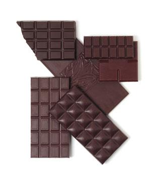 Dark Chocolate - Nirvana Organic Dark Chocolate.