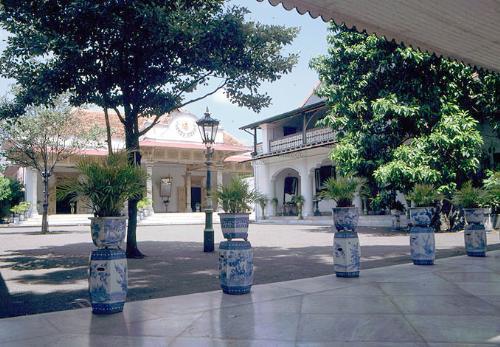 مدينة يوجياكرتا الإندونيسية