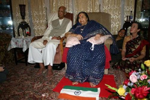 Insult to the indian flag - mataji nilmala devi