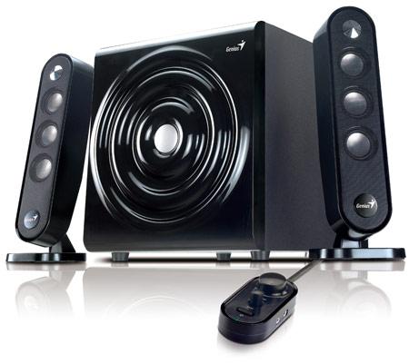 speakers - nice looking set of speakers
