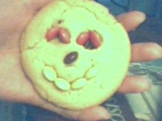 Smiley cookies  - smiley cookies ^_^