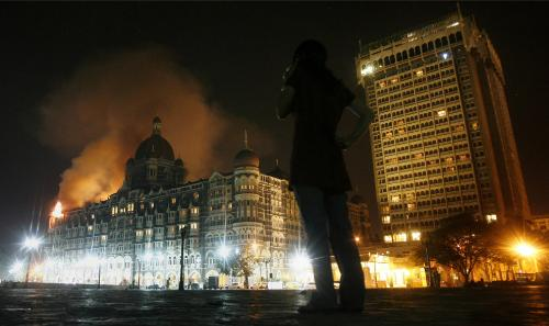 Another Terrorist's attatck - This was in Mumbai on 26 Nov-2008