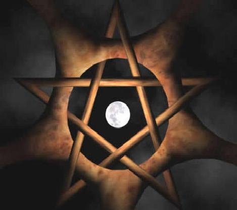 The Pentacle - This is one of the basic symbol of the Wiccans