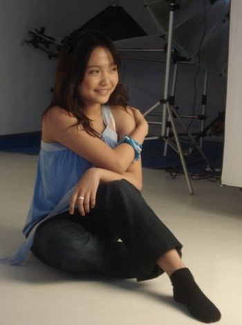 Charice Pempengco - She looks pretty here~!