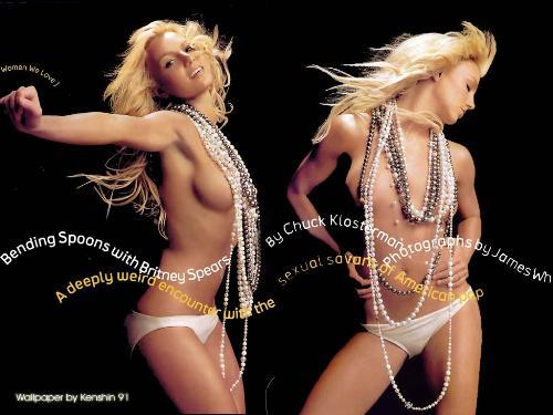 Britney Spears - I missed her old days~!
