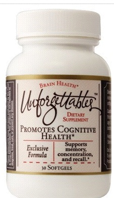 Unforgettables Vitamins - Do you need your memory back daily or would like to boost it more? Than ask me how you can buy a bottle of this today!