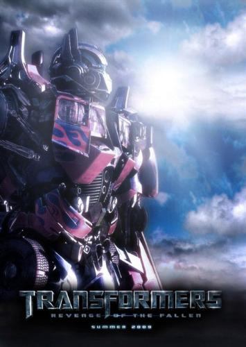 Transformers:Revenge of the Fallen - Transformers:Revenge of the Fallen,this picture is a poster.After watching the prevue,I have great expectation to watch it.