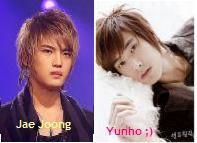 jae joong & yunho - whos's HOTTER?